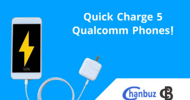 0 to 50% in 5 minutes Qualcomm Quick Charge! Quick Charge 5 Qualcomm Phones!